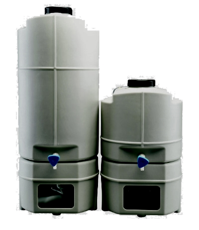 Barnstead Pacific TII AND RO Storage Tanks