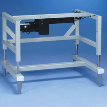 3780107 - 5' Electric Hydraulic Lift Base Stand