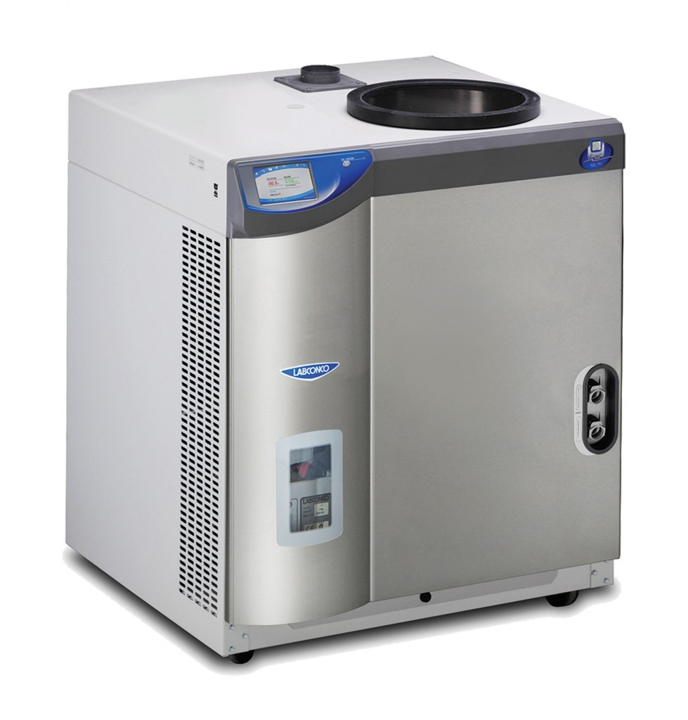 701212270 - FreeZone 12 Liter -50C Console Freeze Dryer