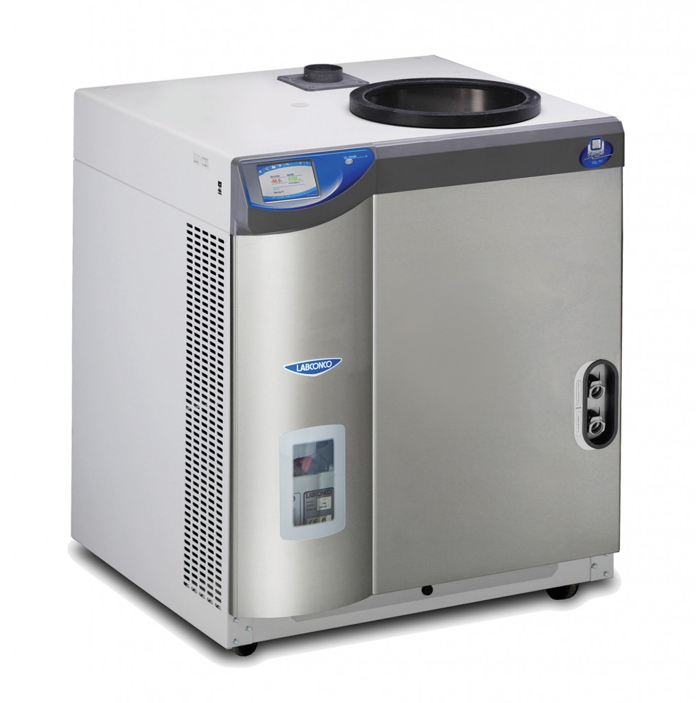 701811110 - FreeZone 18 Liter -50C Console Freeze Dryer