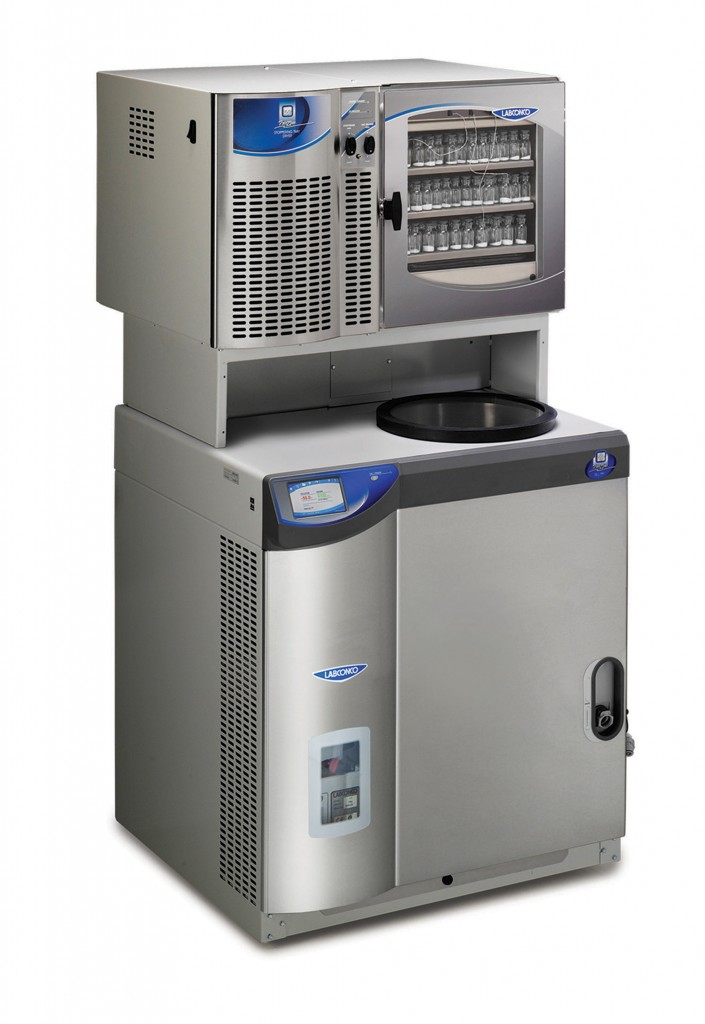 701821140 - FreeZone 18 Liter -50C Console Freeze Dryer
