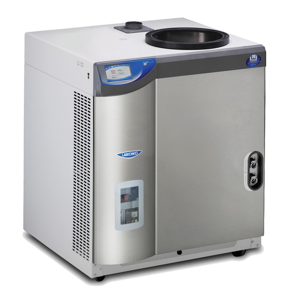 711212230 - FreeZone 12 Liter -84C Console Freeze Dryer