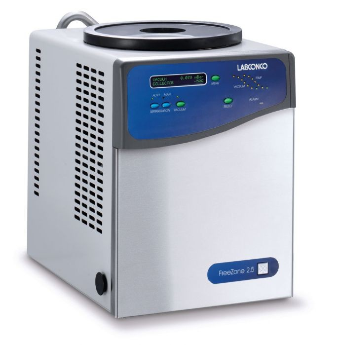 7670540 - FreeZone 2.5 Liter Benchtop Freeze Dry System